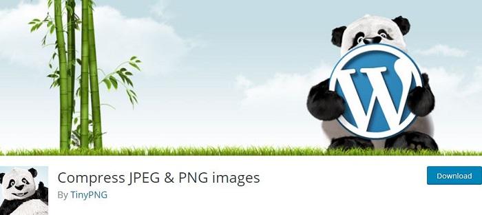 plugin optimización de imágenes Compress JPEG & PNG images