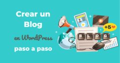 como crear un blog en wordpress paso a paso