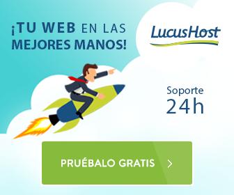 Hosting Lucushost