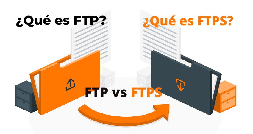 que es FTP que es FTPS