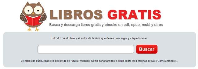 descargar libros sin registrarse Libros gratis