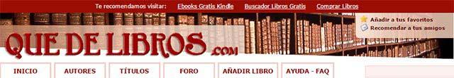 Descargar libros pdf gratis Quedelibros