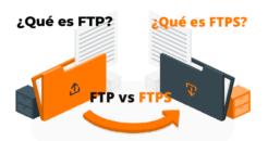 qué es FTPS y qué es FTP