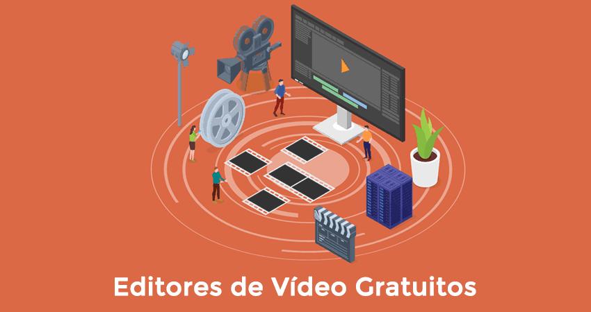 Los mejores editores de vídeo gratis sin marca de agua